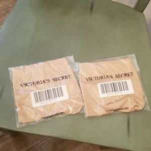 Two pairs Victoria's Secret Panties NWT
